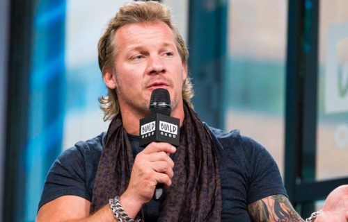 Chris Jericho sounds like he made a lot of money at Greatest Royal Rumble