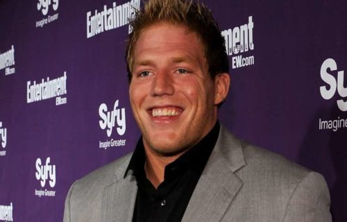 Jack Swagger breaks myth about WWE