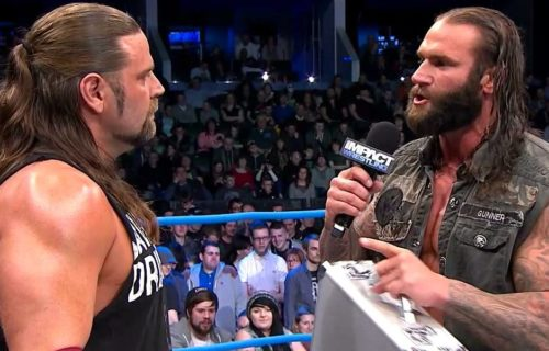 Spoilers: Former World Champion apparently done with Impact Wrestling