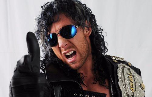 Impact Official wants to bring Kenny Omega to the company
