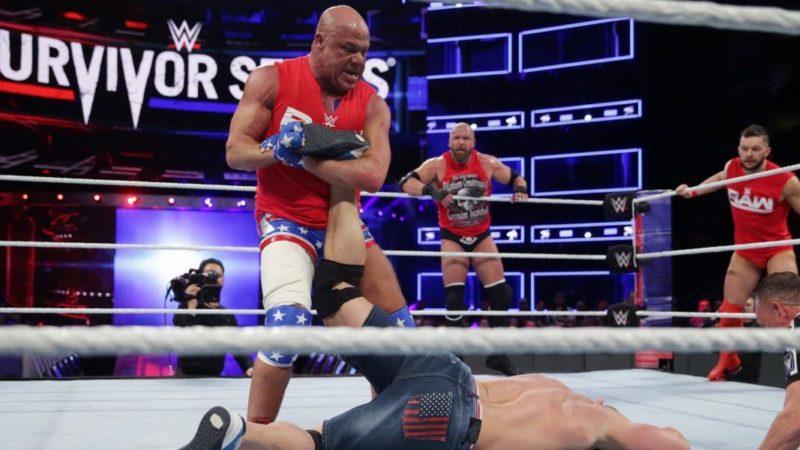 Kurt-Angle-Survivor-Series