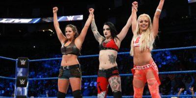 SmackDown Ruby Riott