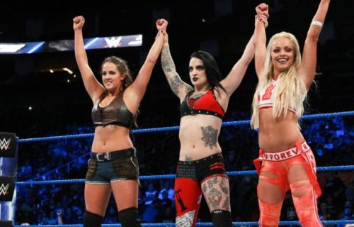 Riott Squad broken up as a consequence of Superstar Shake-up