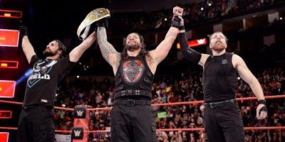 Roman Reigns IC Title