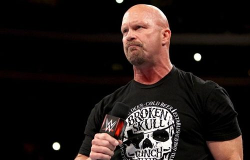 Steve Austin recalls how he made famous 3:16 promo