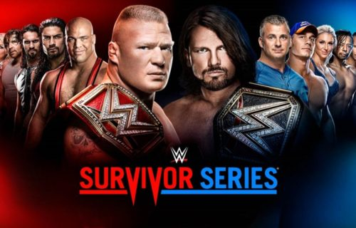 Backstage notes for the Survivor Series PPV