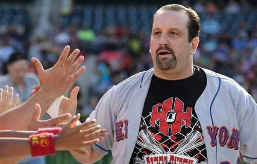 Tommy Dreamer considered shooting Paul Heyman before taking his own life at Wrestlemania