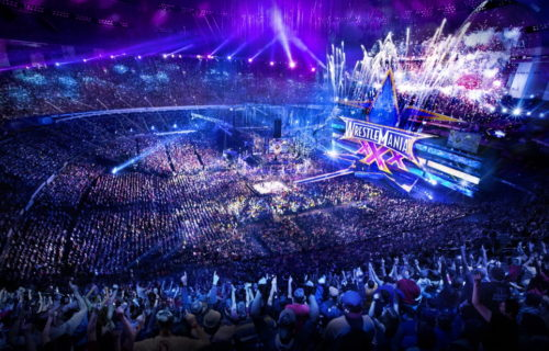 WrestleMania 33 generated $181.5 million dollars for the Orlando region
