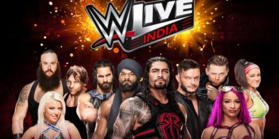 WWE Live Event India