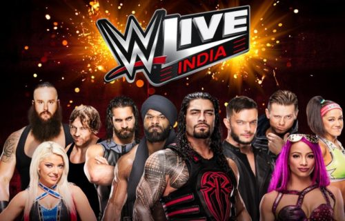 WWE Cancels Live Event In India