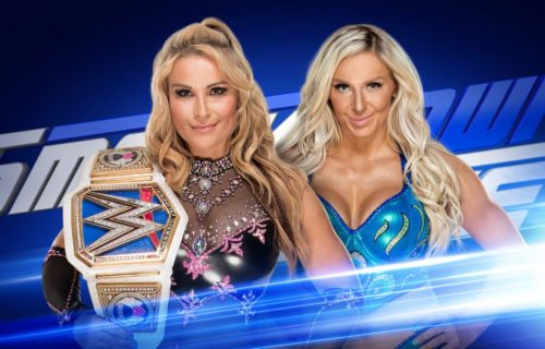 Championship match and more announced for SmackDown Live next week