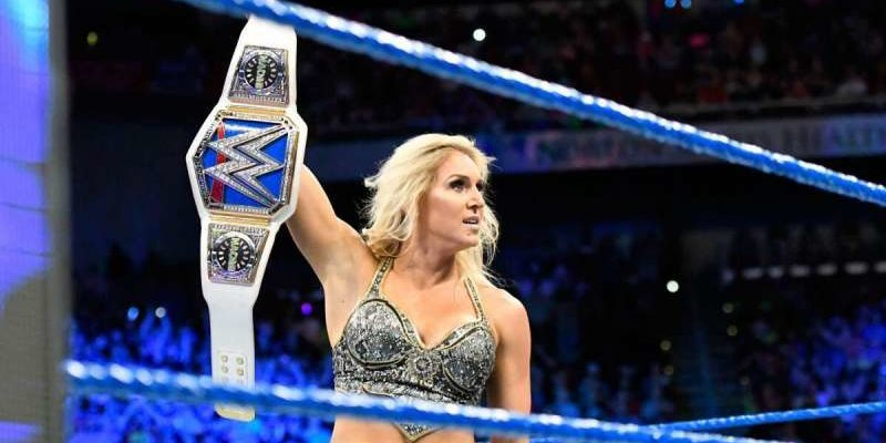 Charlotte, SmackDown Womens Champion
