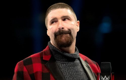 Mick Foley reacts to latest WWE Hall Of Fame reports
