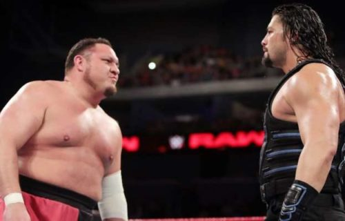 Samoa Joe on voice acting, gaming, his feud with Roman Reigns