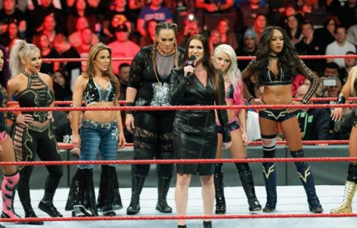 WWE planning to introduce a secondary title for women?