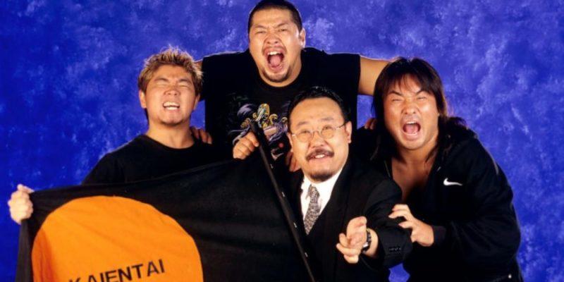 Yamaguchi San WWE