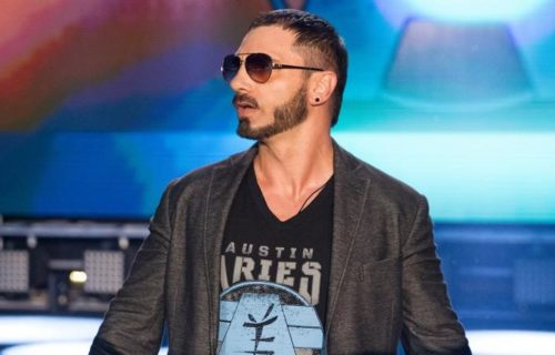 Austin Aries talks about being called a ''sexual harasser'' following Christy Hemme incident