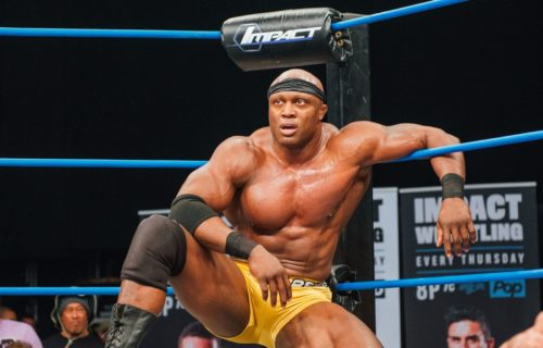 Bobby Lashley reportedly agrees to terms with WWE