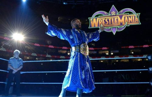 Bobby Roode talks about his WrestleMania 35 dream match