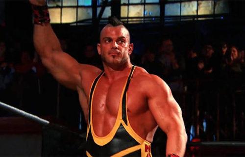 Impact signs former Lucha Underground Champion