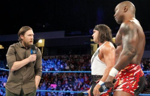 SmackDown Tag Titles to be defended at Royal Rumble, Updated match card