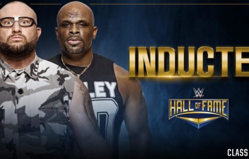 Edge and Christian to induct the Dudley Boyz into the Hall of Fame