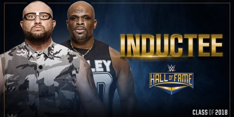 Dudley Boyz Hall Of Fame