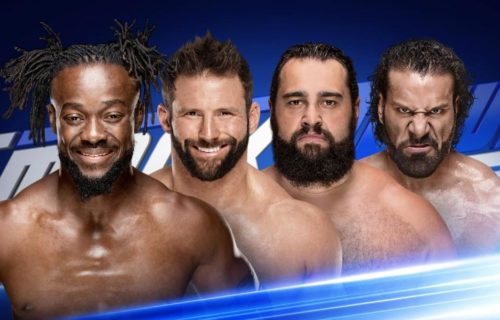 Fatal Four Way #1 contender's match announced for SmackDown Live