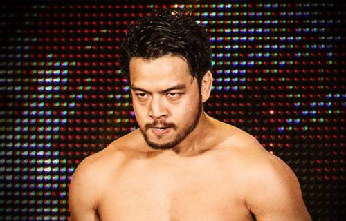Hideo Itami reportedly done with WWE