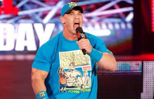 John Cena on joining the Bullet Club