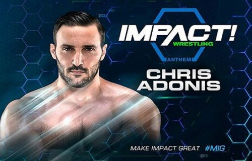 Chris Adonis announces his departure from Impact Wrestling; More to come