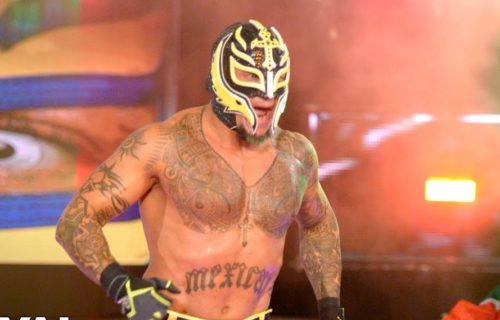 Rey Mysterio says he is waiting for a date from WWE for his return