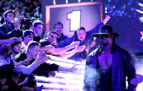 Major stars in town for Royal Rumble weekend