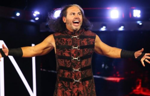 Jim Ross discusses WWE accidentally putting Matt Hardy over on his way out