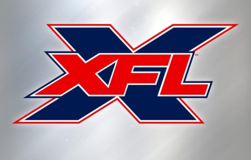 XFL player contracts COVID-19