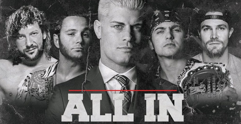 Bullet Club All In event WWE