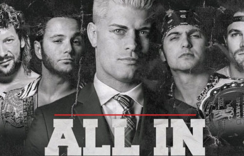 WWE reportedly reaching out to talent appearing at ALL IN