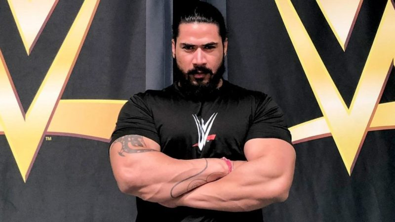 Amanpreet-singh-WWE
