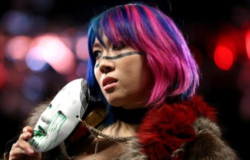 Asuka Real Reason For Missing Elimination Chamber Leaks