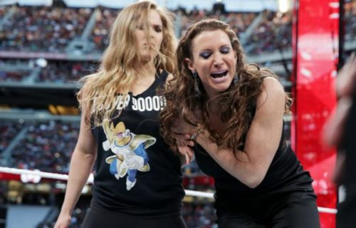 Possible Rumor: Ronda Rousey making her way to Raw this Monday night?
