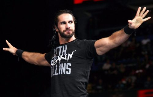 Seth Rollins gets praise for his performance in Gauntlet Match