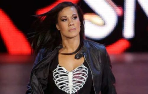 Tamina knocked out during WWE live event