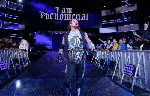 AJ Styles breaks another phenomenal record