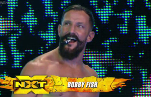 Bobby Fish injury update; plan for NXT Tag Titles