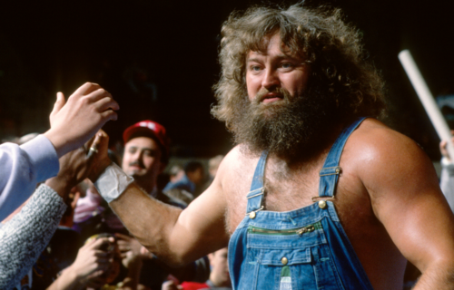 Hillbilly Jim to be inducted into the WWE Hall of Fame
