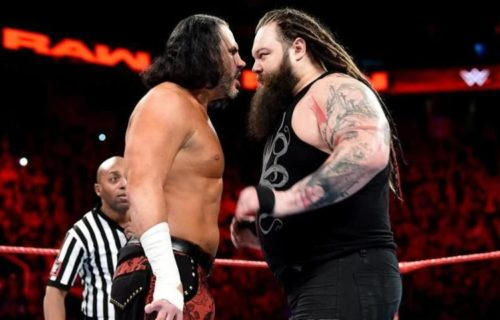 Speculation on surprising Championship match taking place at WrestleMania