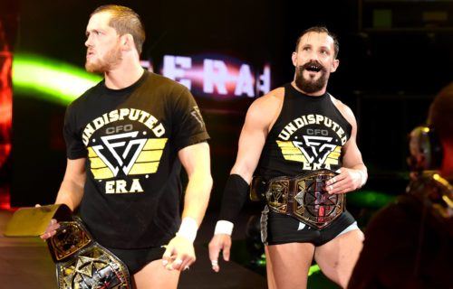 NXT Tag Champion Bobby Fish injured at Live Event