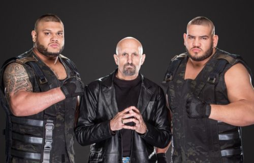 Paul Ellering comments on the Authors of Pain leaving him behind