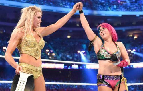 Backstage news on original plans for Asuka vs Charlotte at WrestleMania