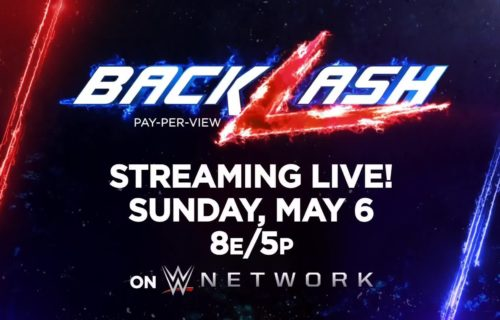 WWE Backlash: WWE Championship match is No DQ